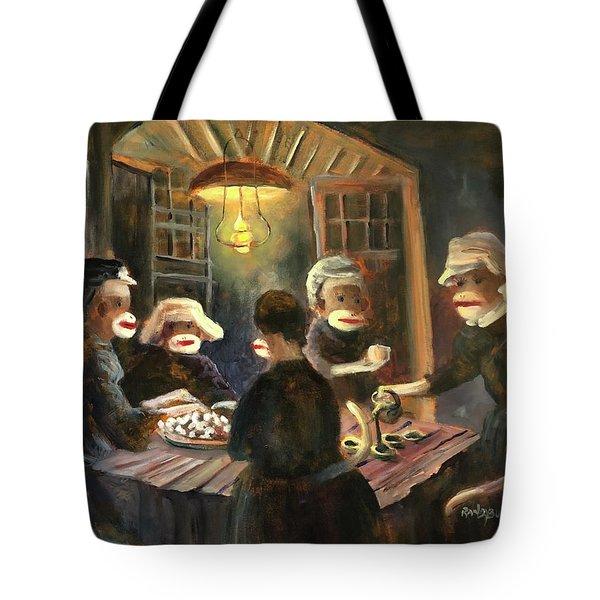 Tater Eaters Tote Bag