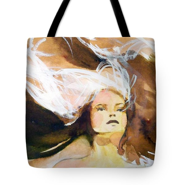 Tatiana Tote Bag by Ed  Heaton