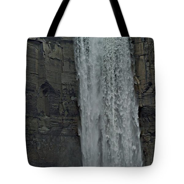 Taughannock Falls State Park Tote Bag by Joseph Yarbrough