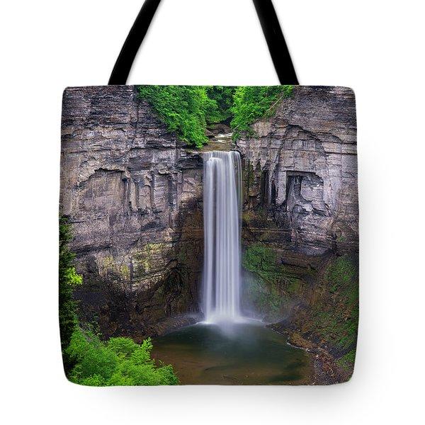Taughannock-summer Tote Bag