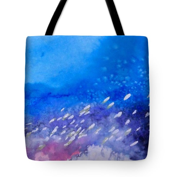 Tavu Na  Siki Tote Bag by Ed Heaton