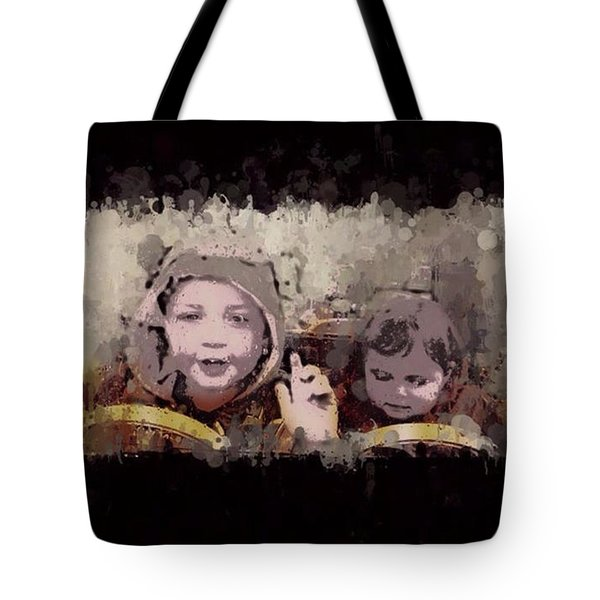 Taxi For Two Tote Bag