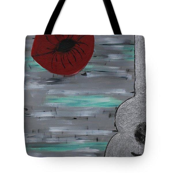 Taylor Tote Bag by Alexandria Drake