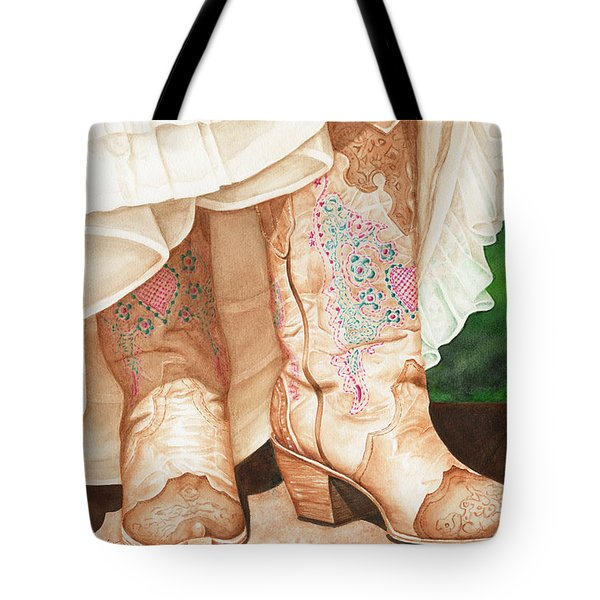 I Do Tote Bag