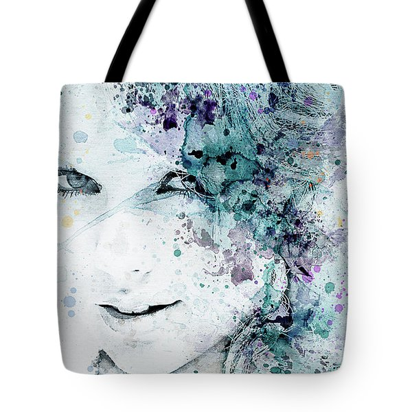 Taylor Swift Tote Bag by JW Digital Art