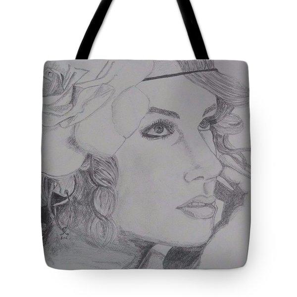 Taylor Swift Tote Bag by Tanmaya Chugh