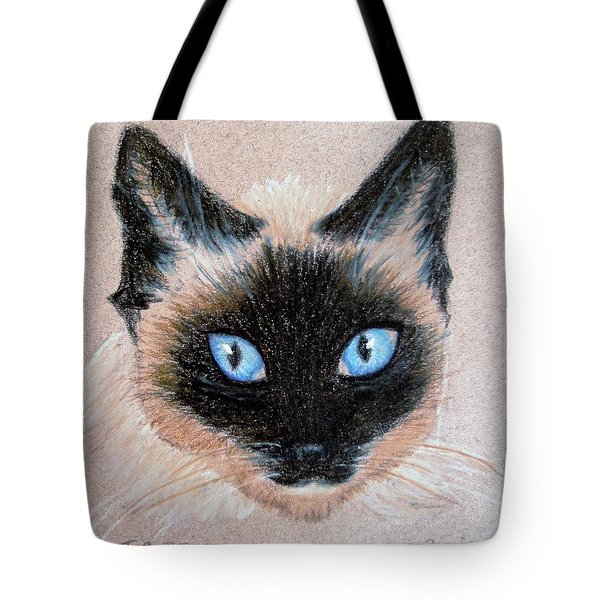 Tazzy Tote Bag