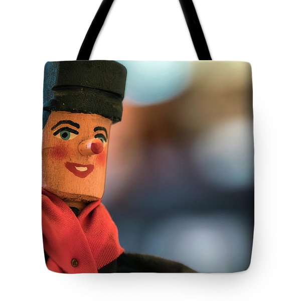 Tote Bag featuring the photograph Tchantches by Jeremy Lavender Photography
