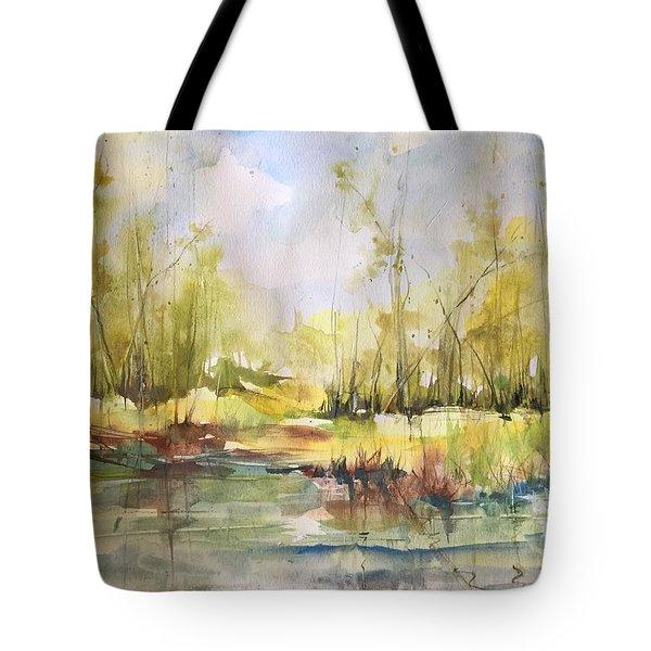 Tchefuncte River Series Tote Bag