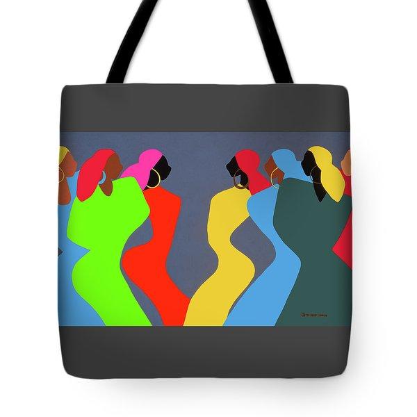 Tchokola Tote Bag