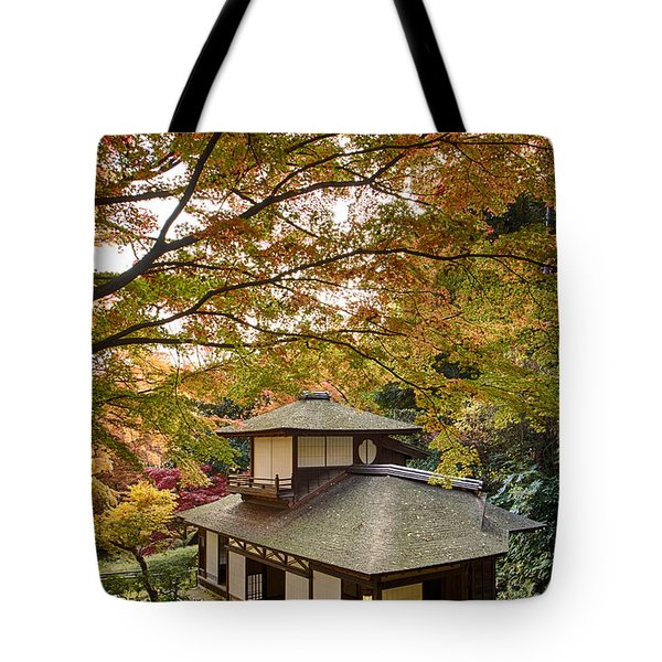 Tea Ceremony Room Tote Bag