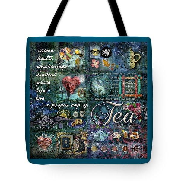 Tea Tote Bag