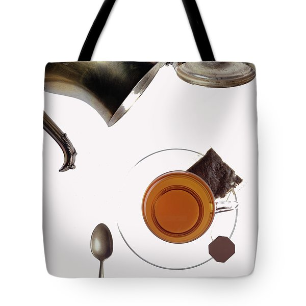 Tea For One Tote Bag