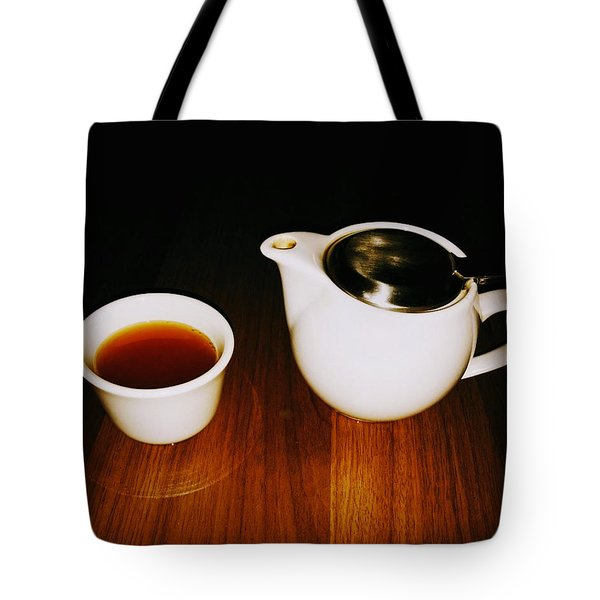 Tea-juana Tote Bag by Albab Ahmed