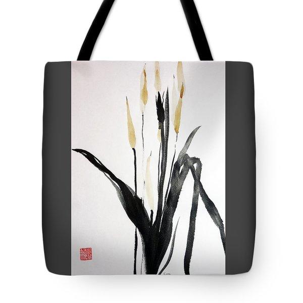 Tea Tails Tote Bag