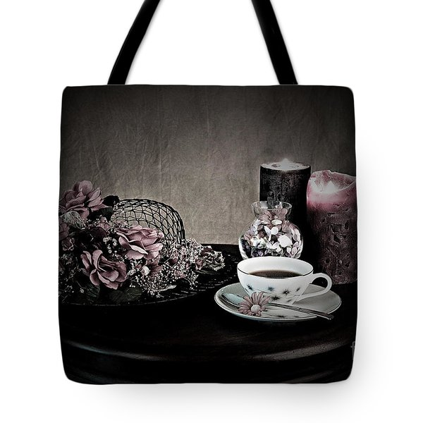 Tea Time 2nd Rendition Tote Bag