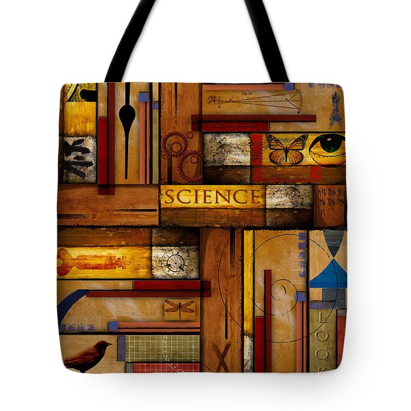 Teacher - Science Tote Bag