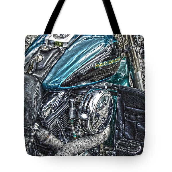 Teal Wonder Tote Bag by Diane E Berry