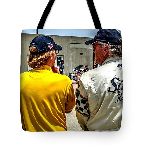 Team Stutz Tote Bag