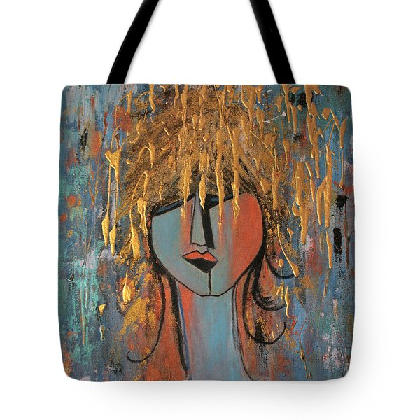 Teardrops From Heaven Raining Down On Me.... Tote Bag