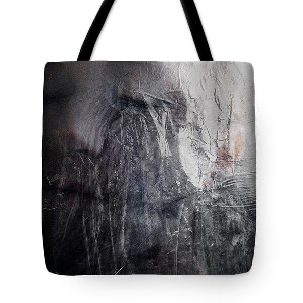Tears Of Ice Tote Bag by Gun Legler