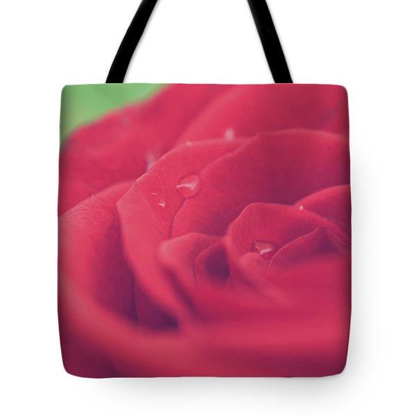 Tears Of Love Tote Bag