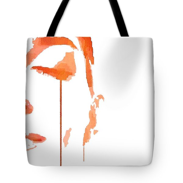 Tears Of Pain Tote Bag by ISAW Gallery