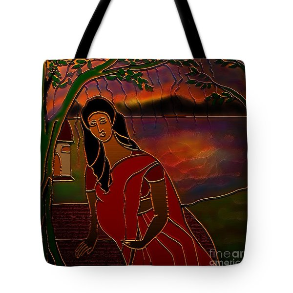 Tears Of Tamasa Tote Bag