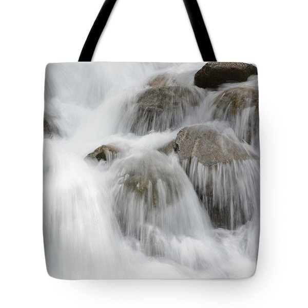 Tears Of The Mountain Tote Bag