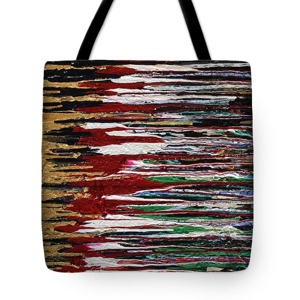 Tears Of The Sun Tote Bag