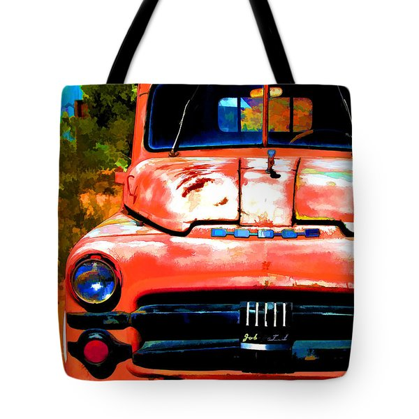Tote Bag featuring the photograph Techatticup Mine Ghost Town Nv by Marti Green