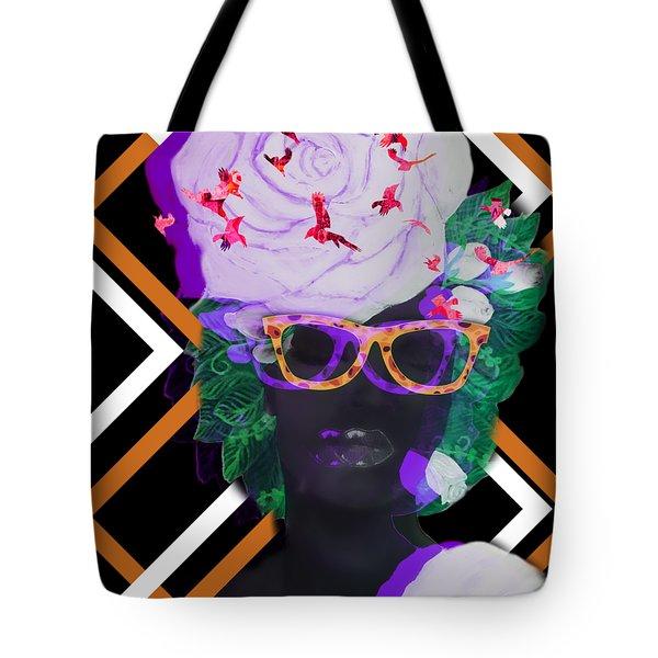 Techno Mieya Tote Bag