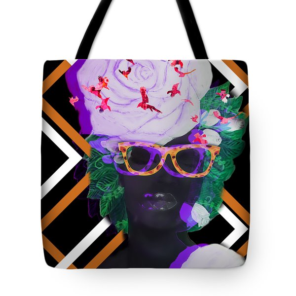 Techno Mieya Tote Bag