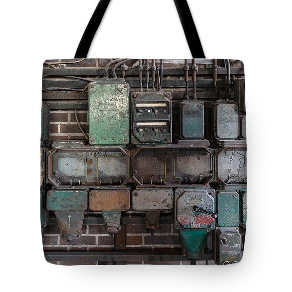 Technological Relics Tote Bag