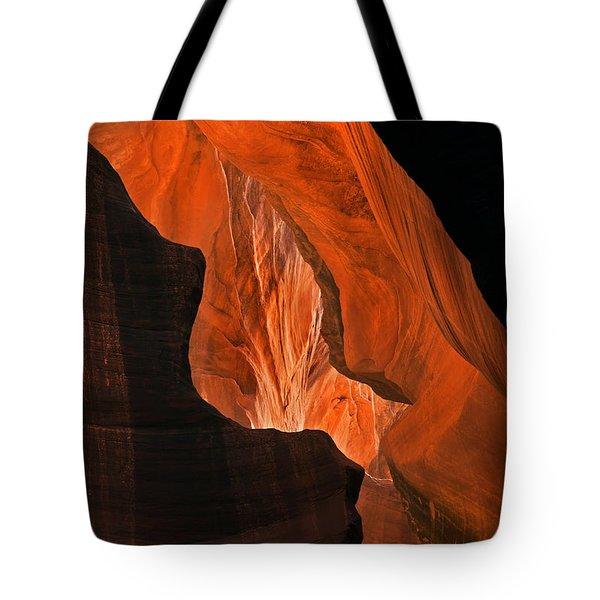 Tectonic Plates Tote Bag by Mike  Dawson