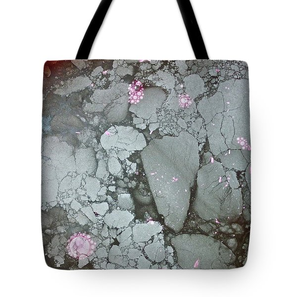 Tectonic With Sky Above And Below Tote Bag