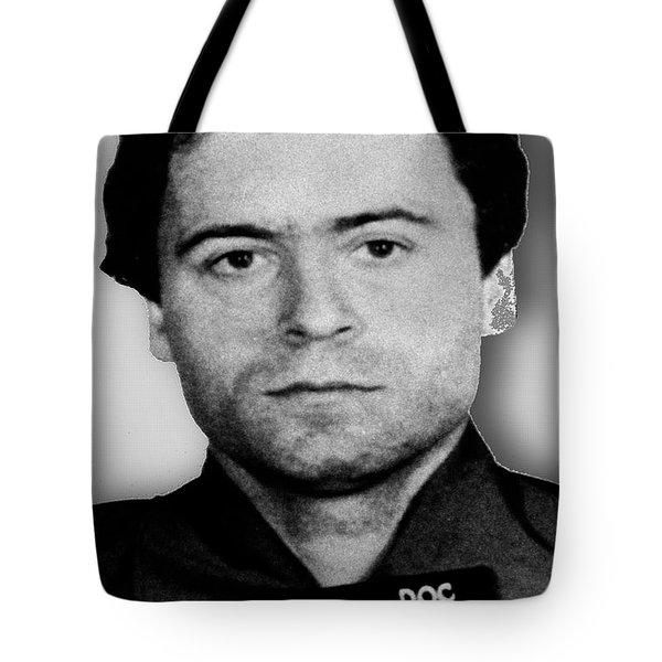 Ted Bundy Mug Shot 1980 Vertical  Tote Bag