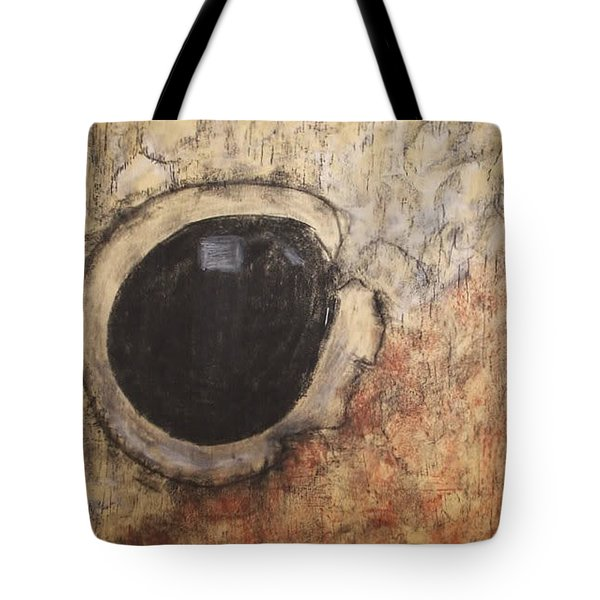 Teddy Bear Eye 2 Tote Bag