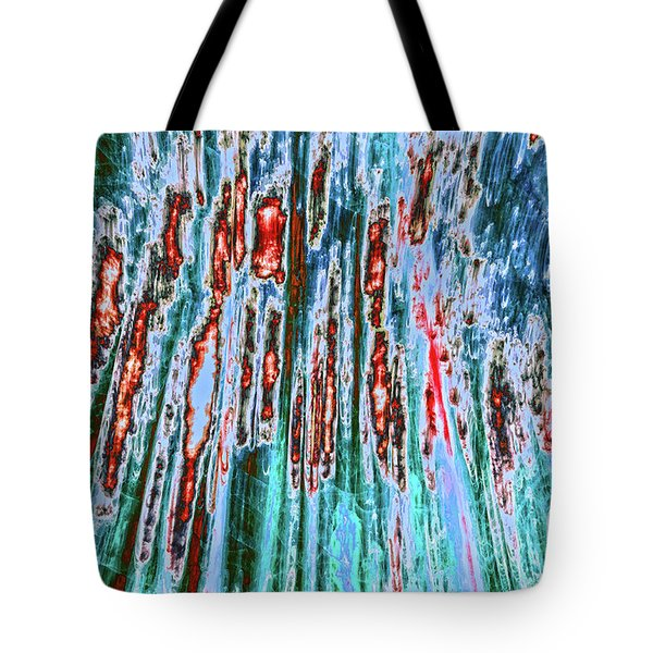 Tote Bag featuring the photograph Teddy Bear's Picnic by Tony Beck