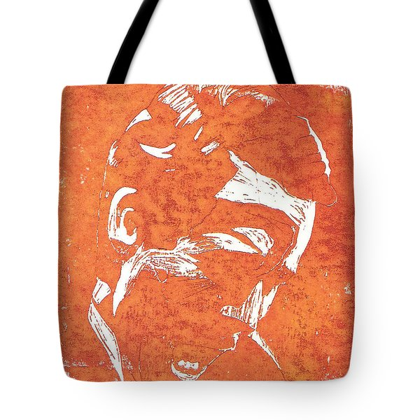 Teddy's Anger Tote Bag