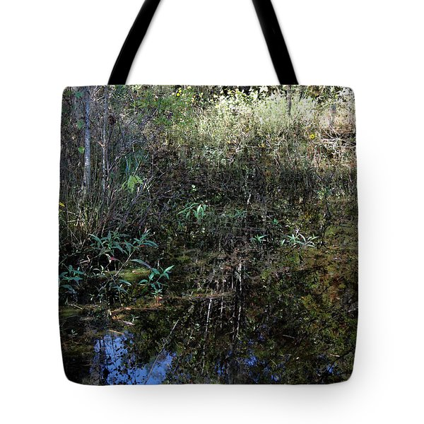 Teeming With Life Tote Bag by Suzanne Gaff