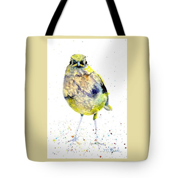Teenage Robin Tote Bag