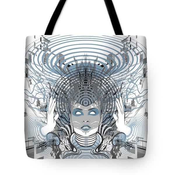 Telepathy Tote Bag