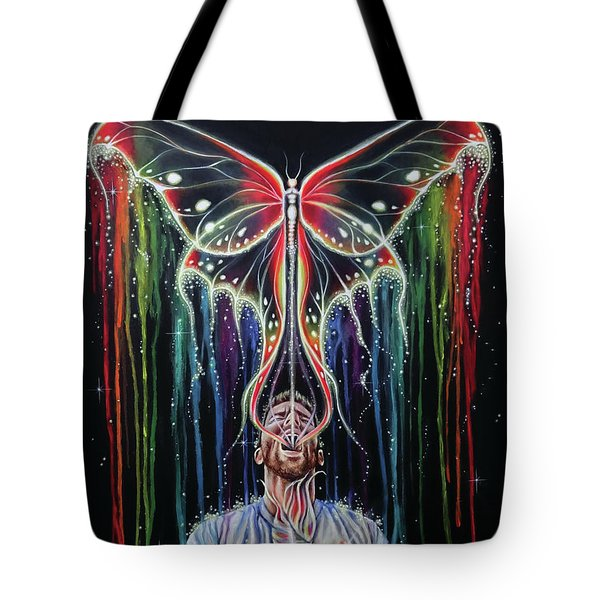 Tell The Truth - Let The Peace Fall Where It May Tote Bag