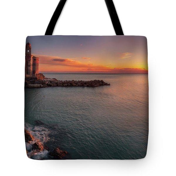 Tellaro Tote Bag