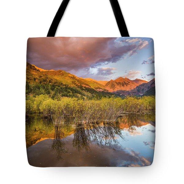 Telluride Valley Floor 2 Tote Bag