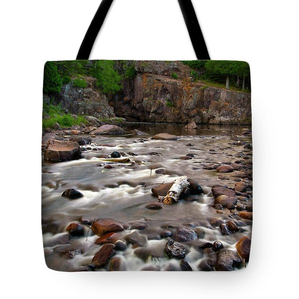 Temperance River Tote Bag