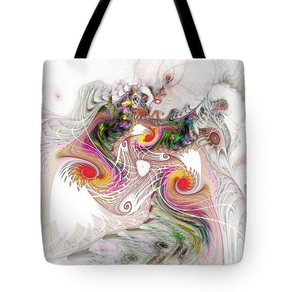 Tempest Tote Bag by NirvanaBlues