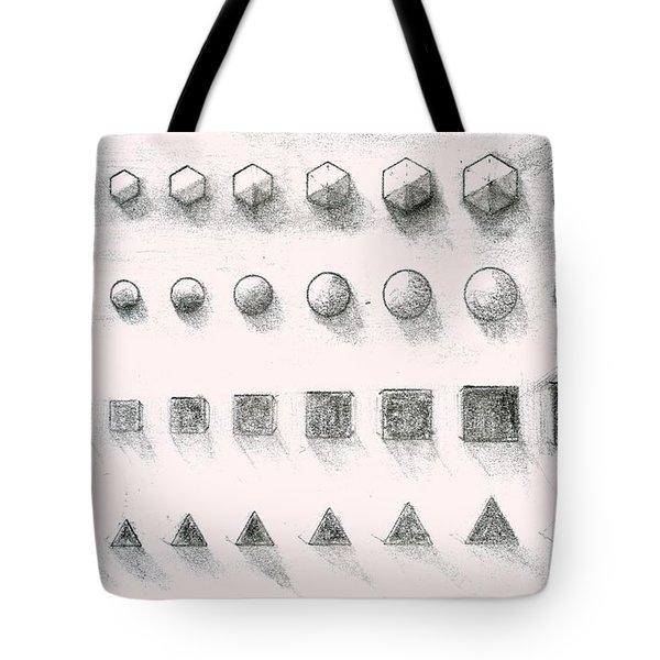 Template Tote Bag