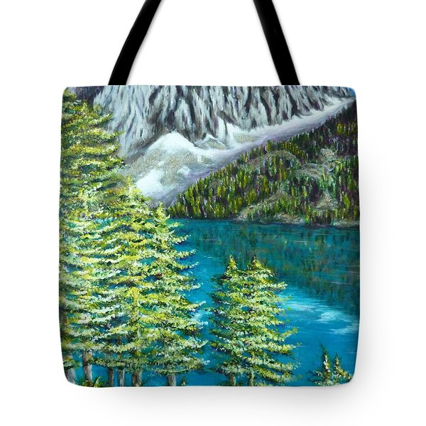 Temple Crag Tote Bag